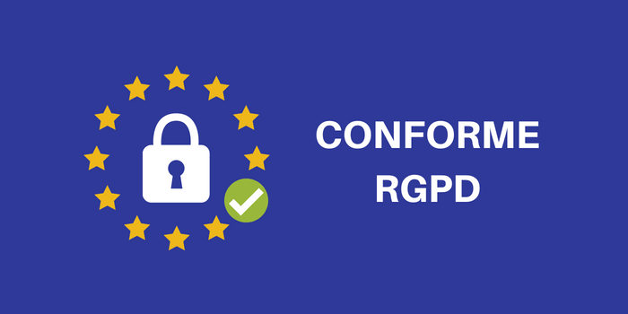 conforme RGPD