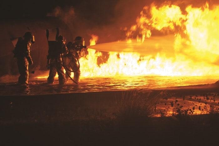 Incendie dangereux près du datacenter DC5 d'Iliad
