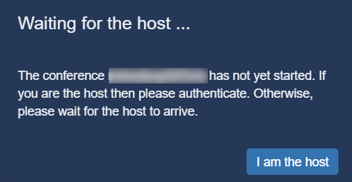Jitsi-host