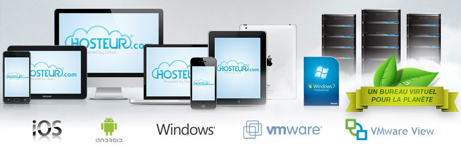 VDI Cloud Hosteurcom